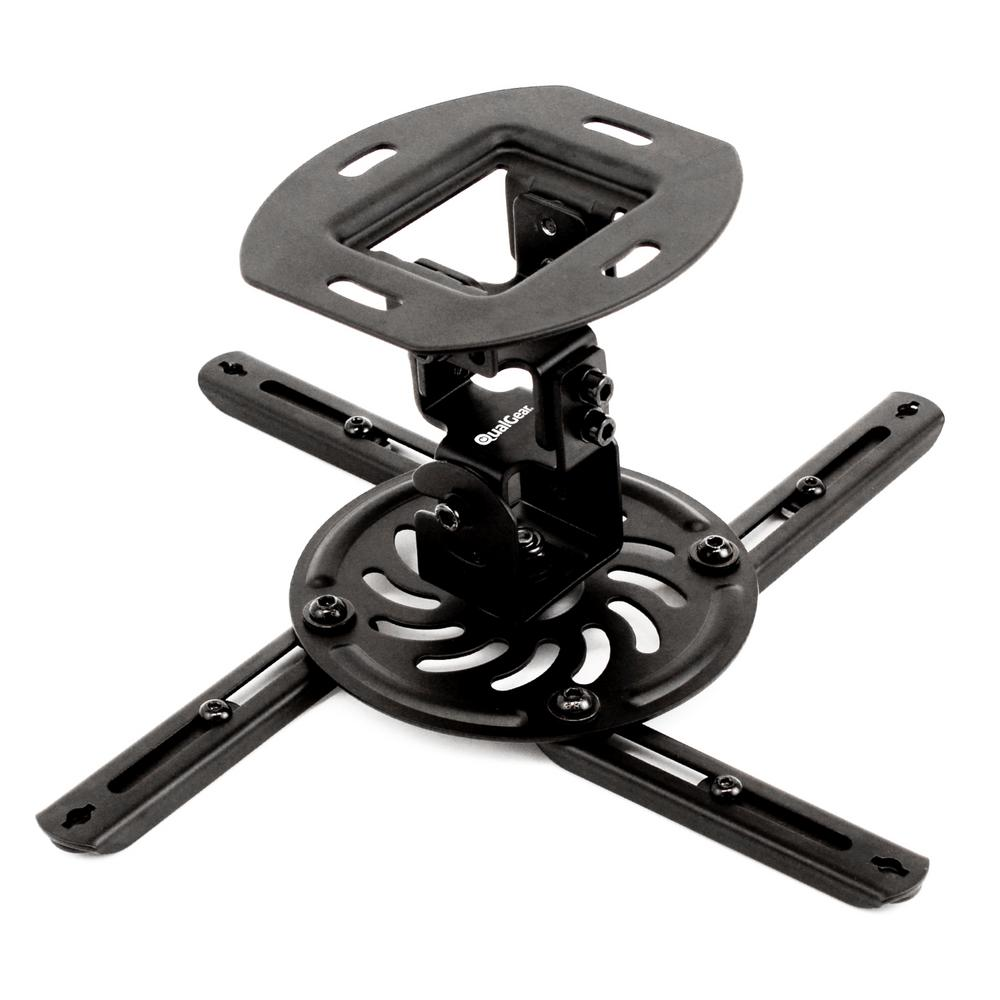 Low-Profile Projector Ceiling Mount, Black