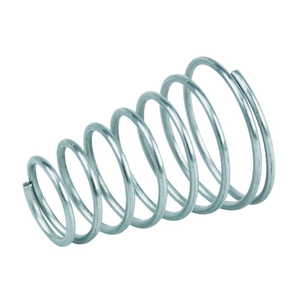 1 in. x 0.406-0.687 in. x 0.041 in. Cone Compression Spring