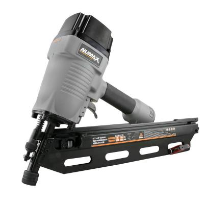 Pneumatic 28-Degree 3-1/2 in. Clipped Head Framing Nailer