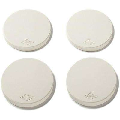 8 in. Round Mini Pizza Stone (Set of 4)