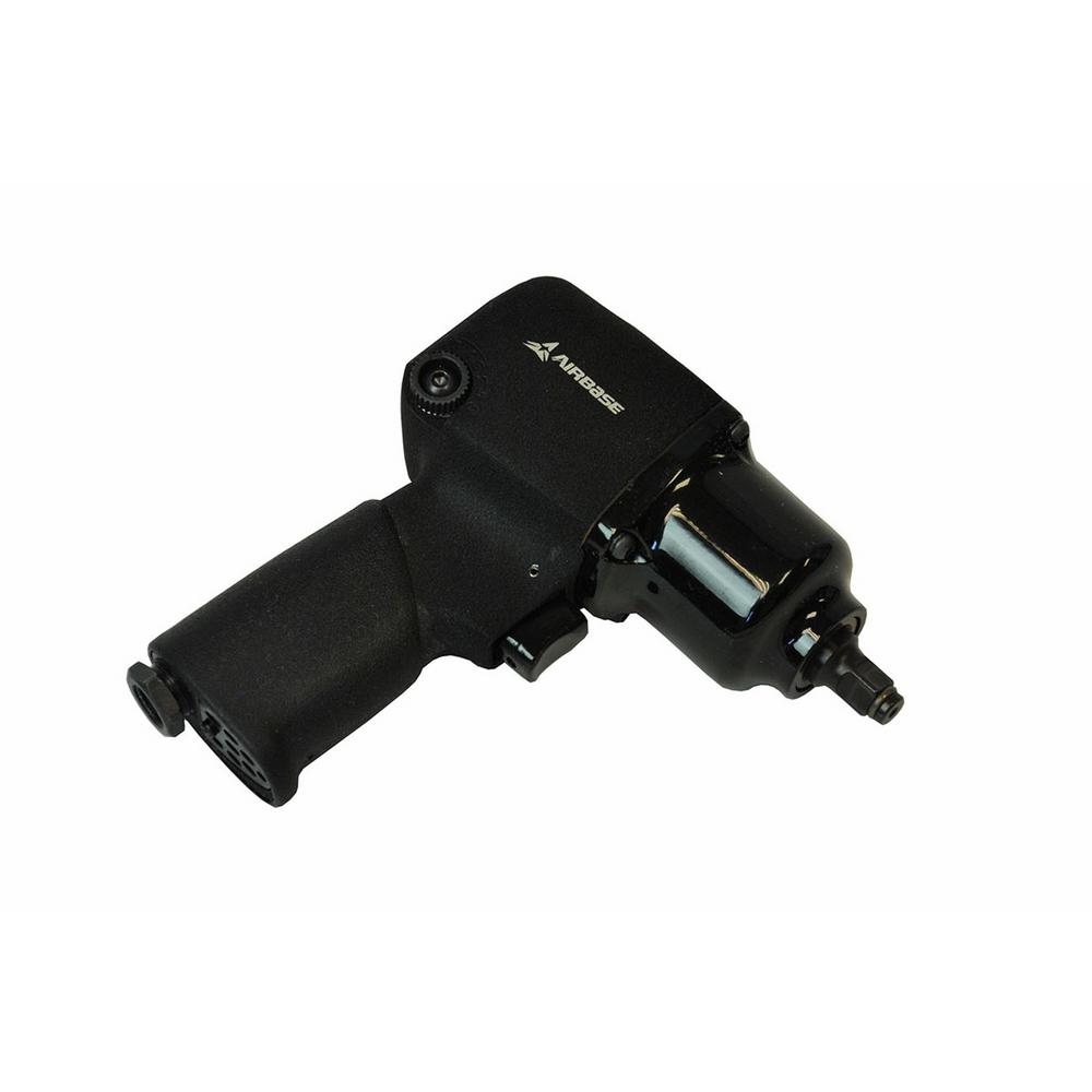 3/8 in. Drive Industrial Duty Composite Impact Wrench with 430 ft./lbs.
