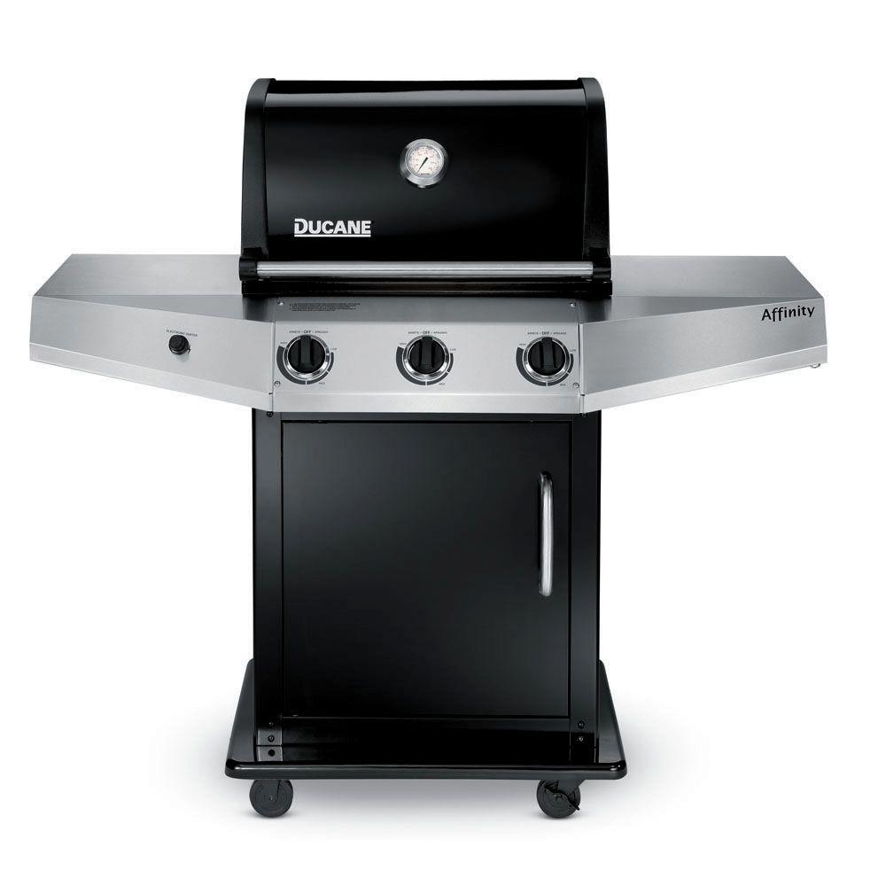 Ducane Affinity 3100 3-Burner Propane Gas Grill-DISCONTINUED