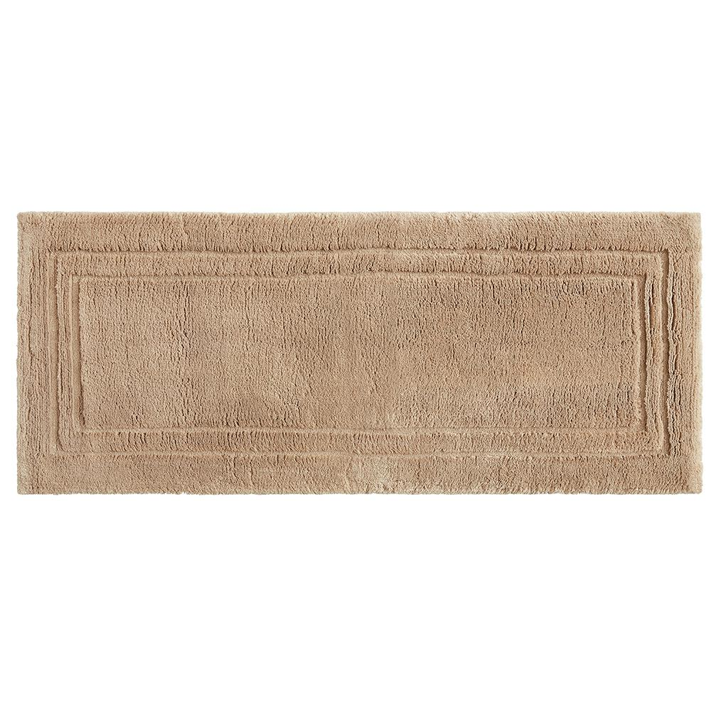 Imperial 24 in. x 60 in. Cotton Runner Bath Rug in