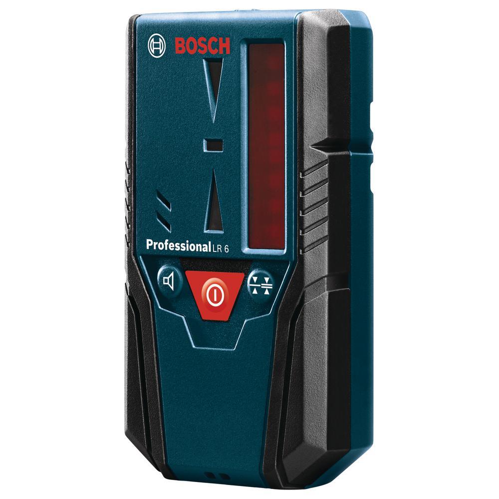 Bosch Line Laser Receiver Lr 6 The Home Depot