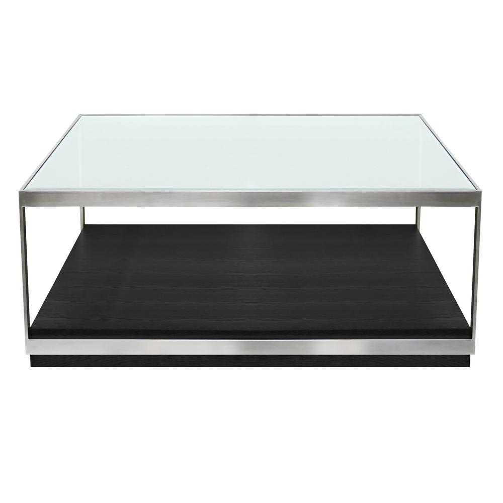 Hopkins Black Coffee Table