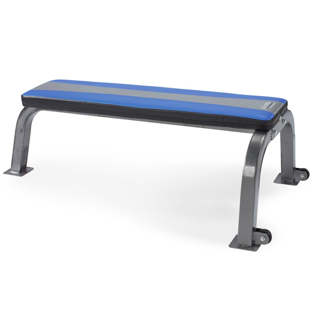 Magnificent Pure Fitness Flat Bench Workout Bench Bralicious Painted Fabric Chair Ideas Braliciousco