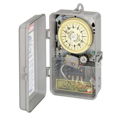 R8800 Series 3 HP 220-Volt Indoor/Outdoor Irrigation/Sprinkler Timer