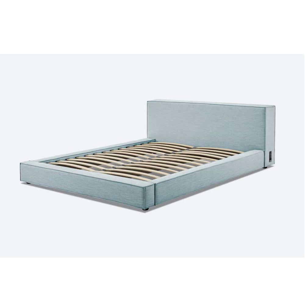 Pixel Dove Queen Bed