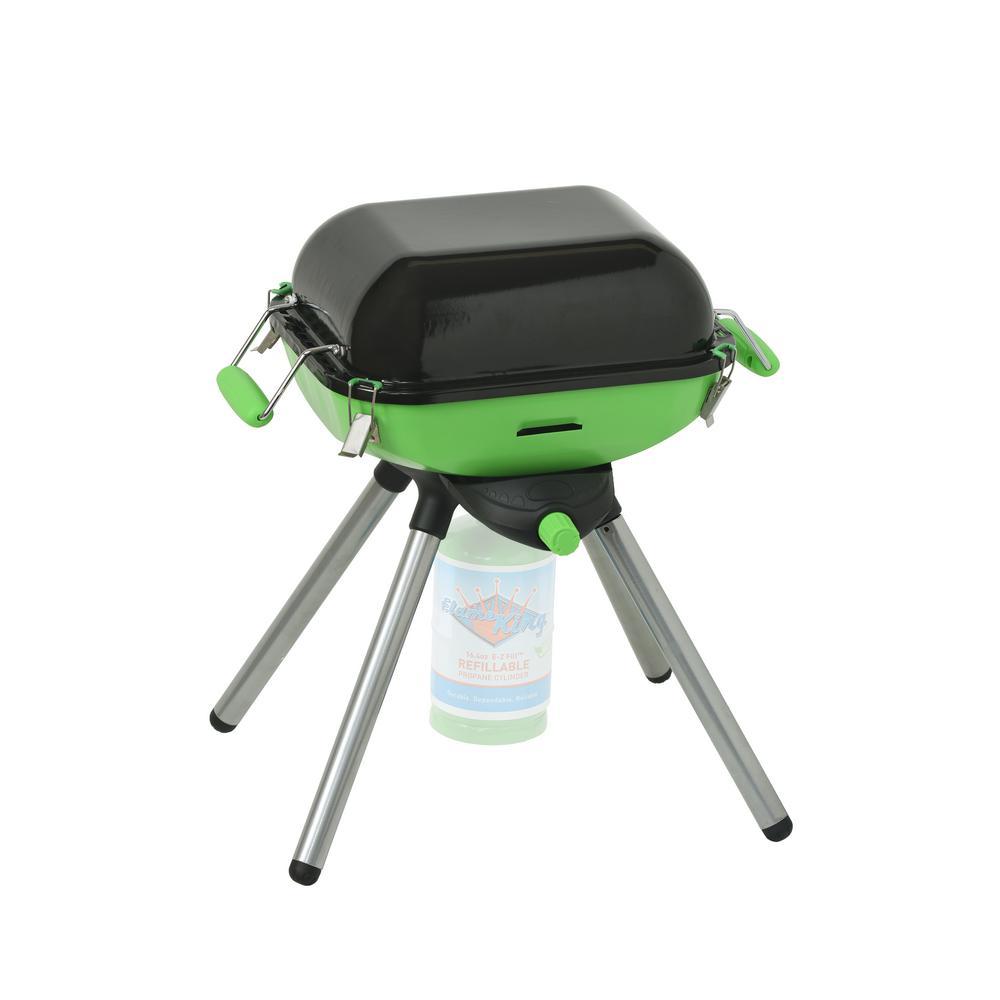 Multi-Function Portable Propane BBQ Grill
