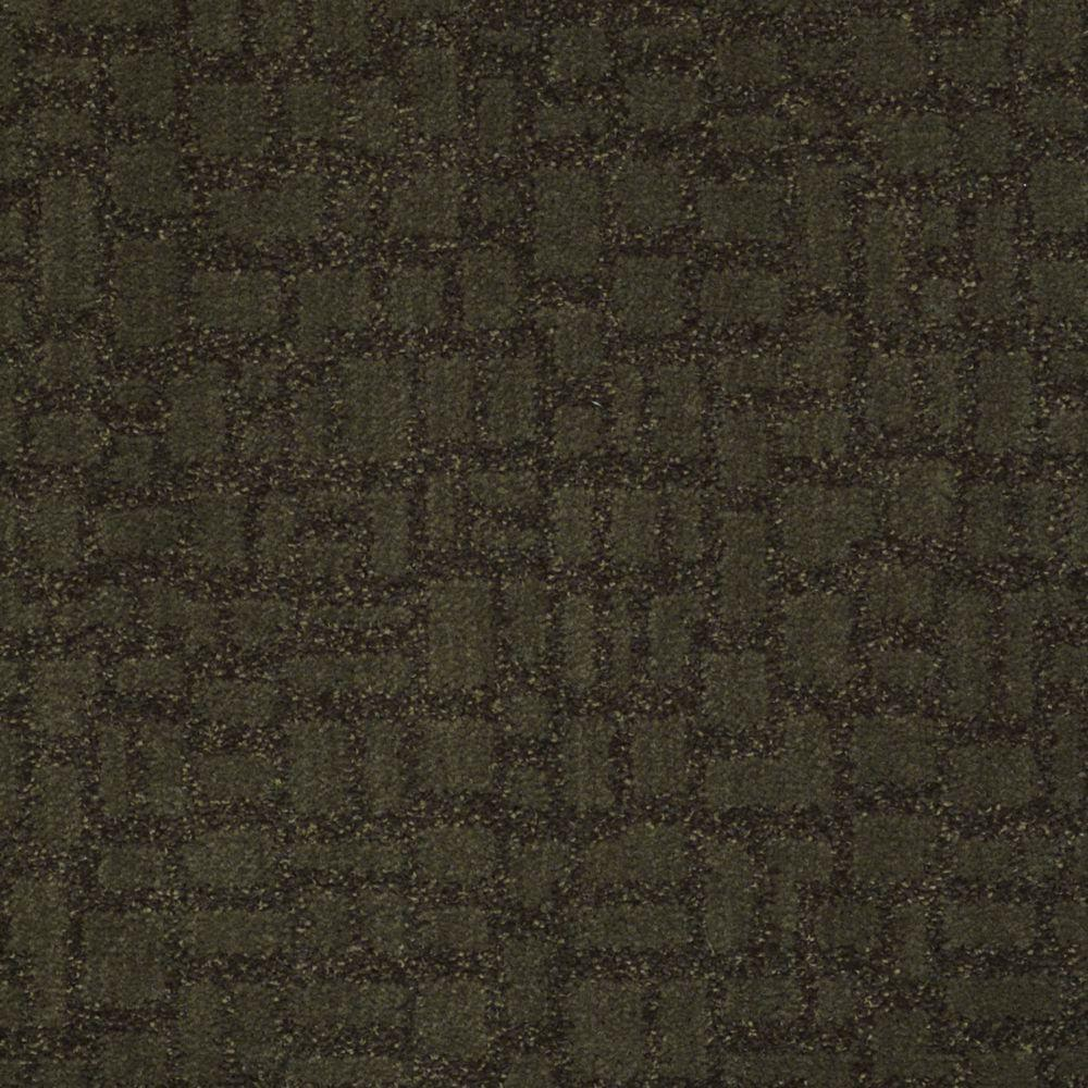 Martha Stewart Living Mount Brayburn - Color Ground Pepper 6 in. x 9 in. Take Home Carpet Sample-DISCONTINUED