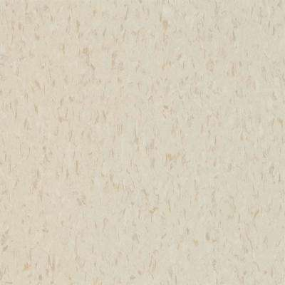 Civic Square VCT 12 in. x 12 in. Oyster White Commercial Vinyl Tile (45 sq. ft. / case)