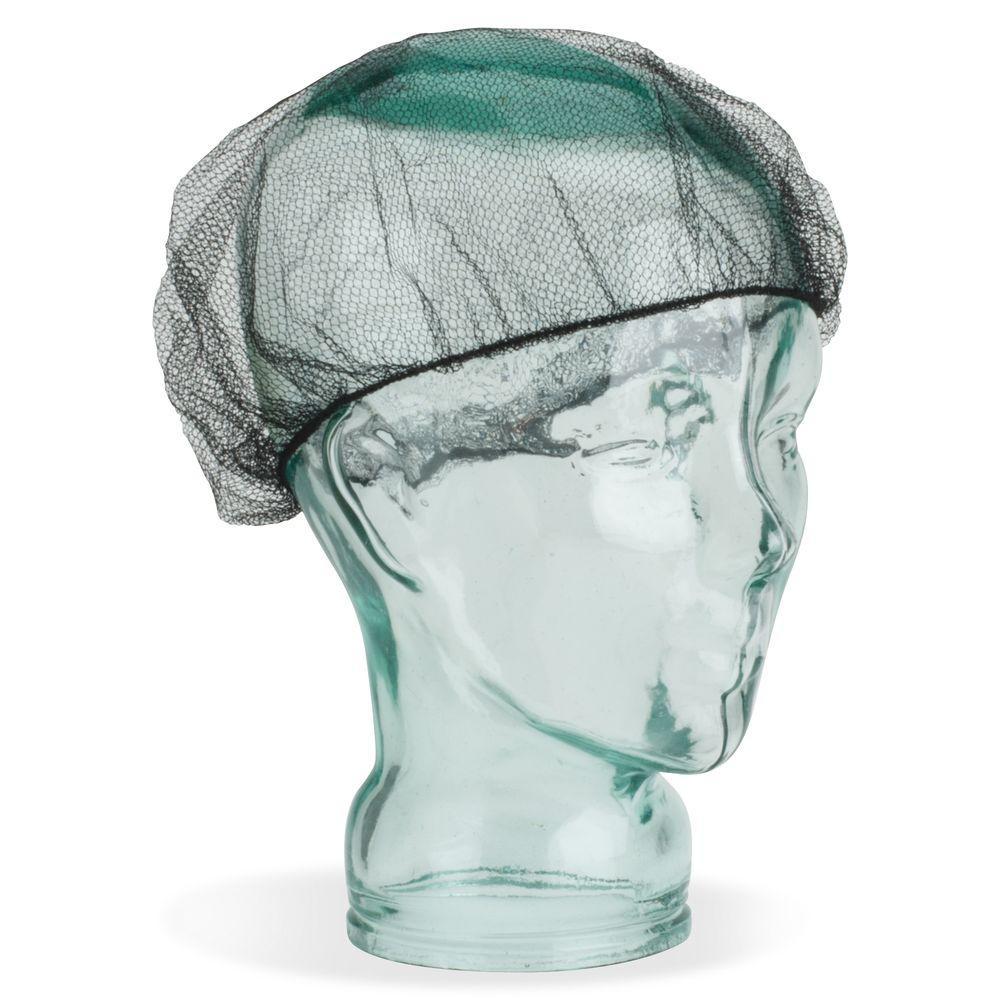 Large Blue Nylon Hair Net (100 per Pack)