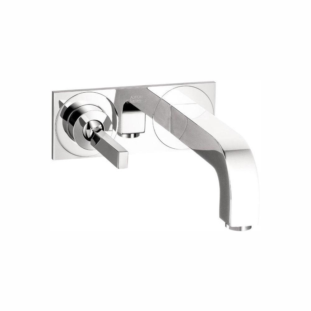 Hansgrohe Citterio Single Handle Wall Mount Bathroom