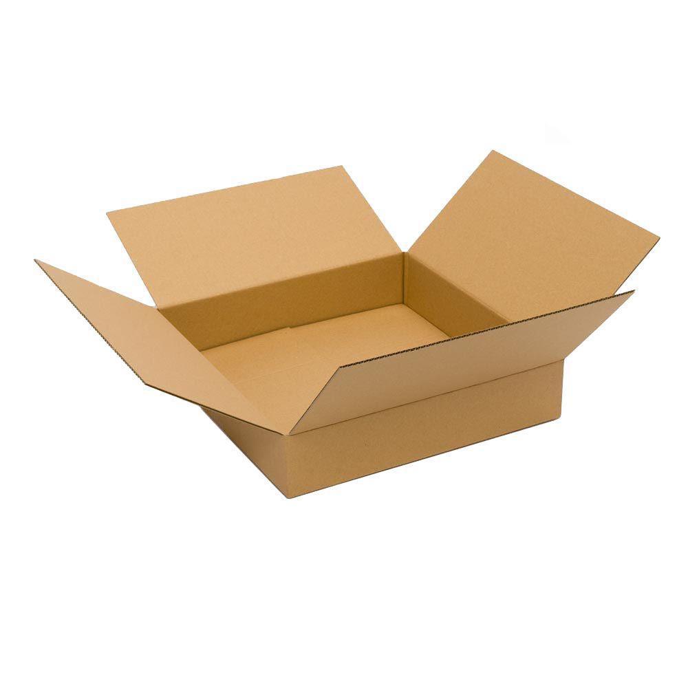 Pratt Retail Specialties 26 in. L x 26 in. W x 6 in. D Moving Box (10-Pack)