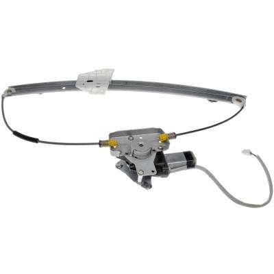 Power Window Motor and Regulator Assembly - Front Right