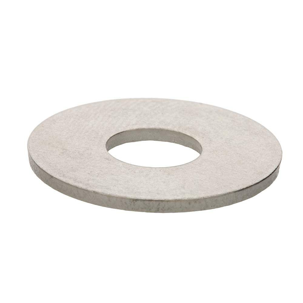 #10 Zinc-Plated Steel Flat Washers (30-Pack)