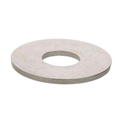 #6 Zinc-Plated Steel Flat Washers (30-Pack)