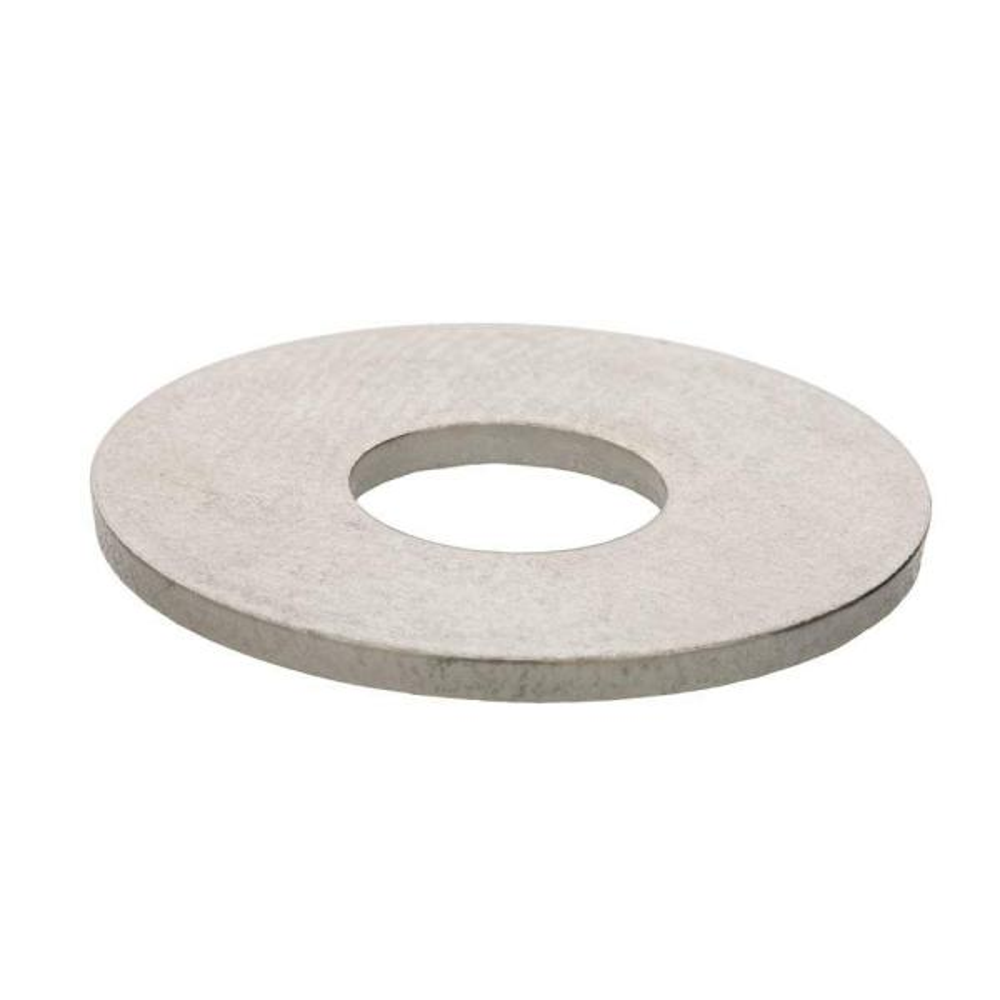 #6 Zinc Flat Washer (30-Pack)