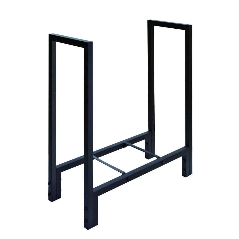 2-1/2 ft. Firewood Rack-H131B - The Home Depot
