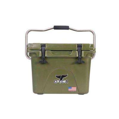 ORCA Green 20 Qt. Cooler