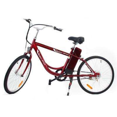 Urban Street Electric 24 in. Age 16 Unisex Bike
