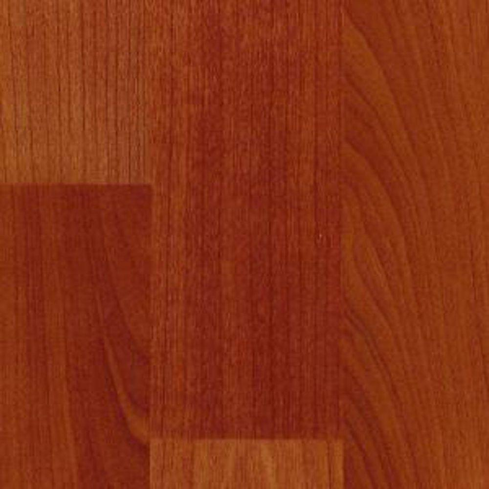 Mohawk fairview american cherry laminate flooring 5 in for Cherry laminate flooring