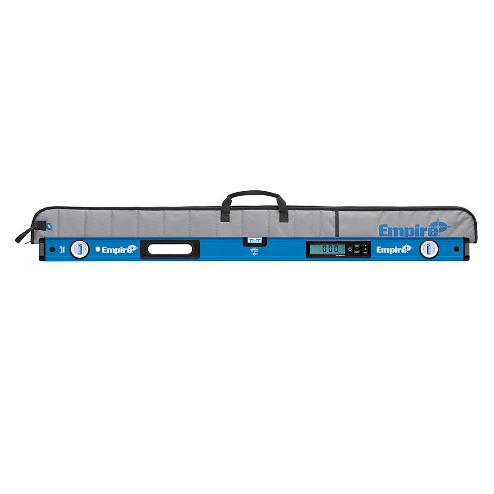 48 In. True Blue Digital Box Level with Case