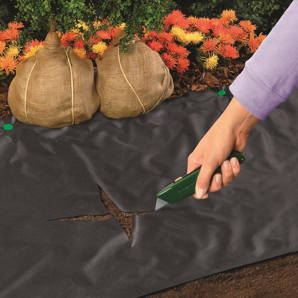 Easy Gardener 40 In X 36 Ft Natural, Easy Gardener Weed Block