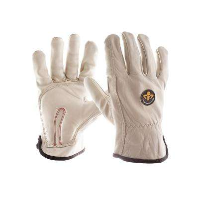 3X-Large Full Finger Leather Carpal Tunnel Glove
