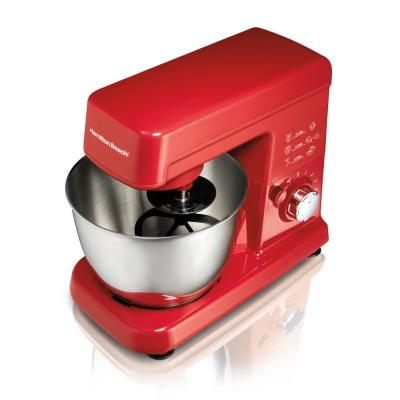 3.5 Qt. 6-Speed Red Stand Mixer