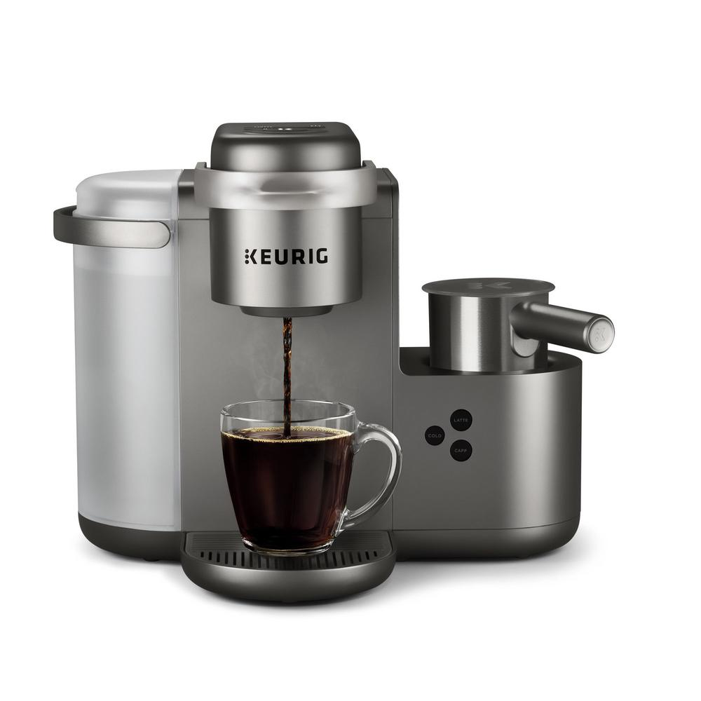 Keurig K Cafe Special Edition Brewer 5000200558 The Home Depot