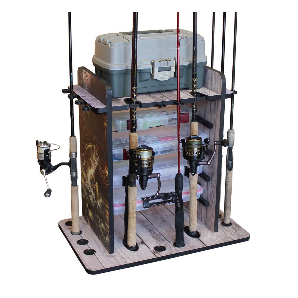 Fishing Rod Storage Box