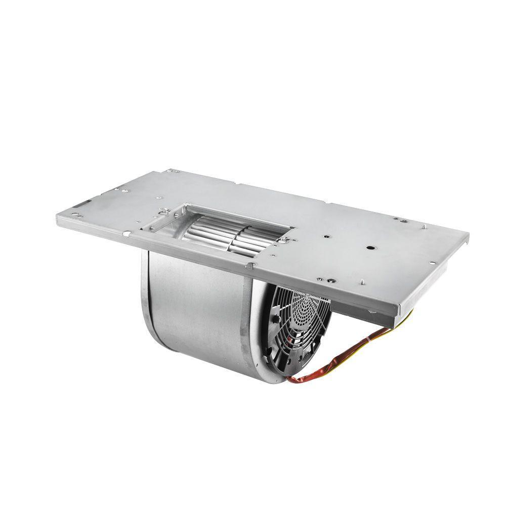 Internal 600 CFM Range Hood Blower