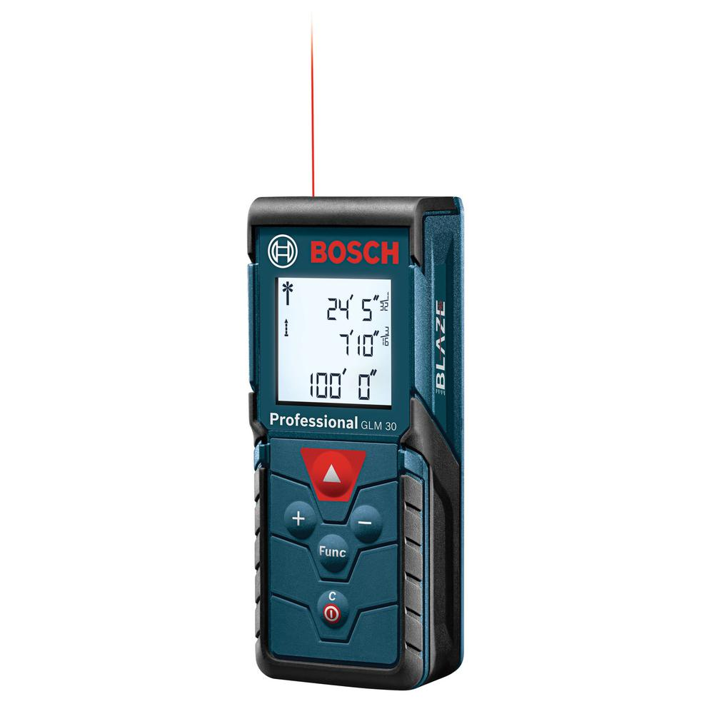 Bosch BLAZE 100 ft. Laser Distance Measurer