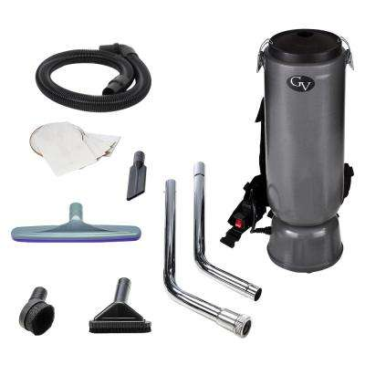 10 Qt. Commercial BackPack Vacuum Cleaner with ProTeam Tool Kit