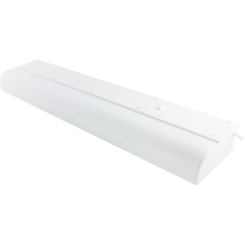 GE 18 in. Fluorescent Under Cabinet Light Fixture