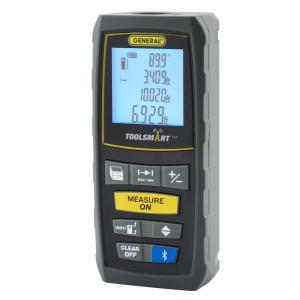 General Tools ToolSmart Bluetooth Connected Laser Distance Measurer by General Tools