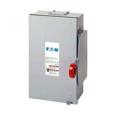 100 Amp 120/240-Volt 24,000-Watt Non-Fused General-Duty Double-Throw Safety Switch