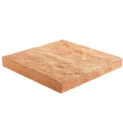 Taverna Square 16 in. x 16 in. x 2 in. Milsap Blend Concrete Step Stone (72 Pieces/124 sq. ft./Pallet)