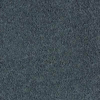 Ambrosina II - Color Persian Blue Texture 12 ft. Carpet