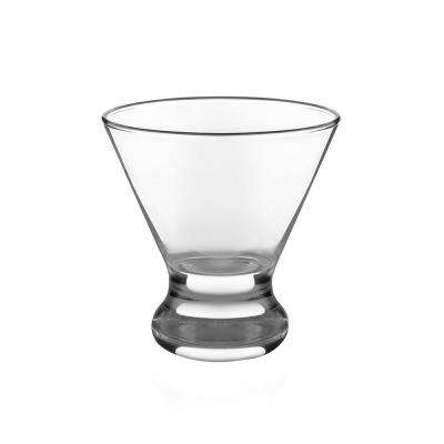 Cosmopolitan 8.25 oz. Glass Set (4-Pack)
