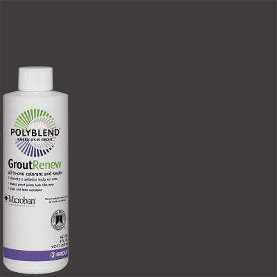 Polyblend #60 Charcoal 8 oz. Grout Renew Colorant