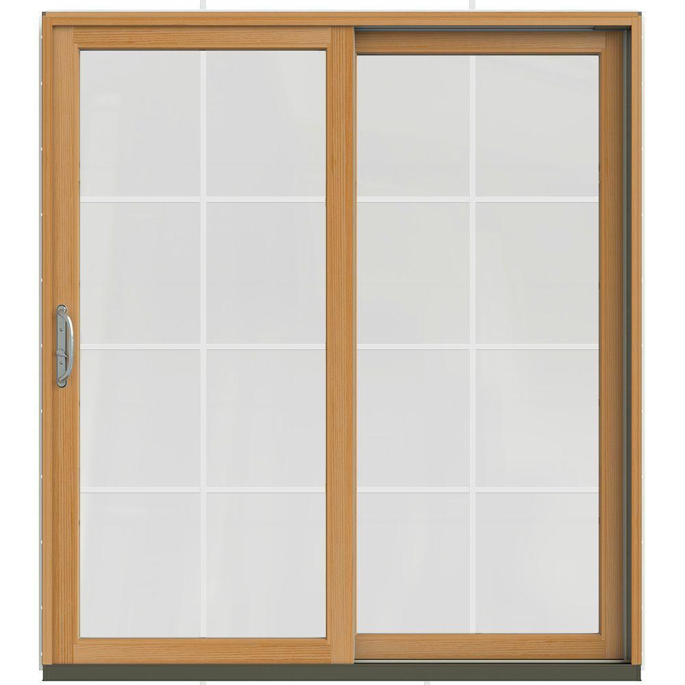 Wood - Patio Doors - Exterior Doors - The Home Depot