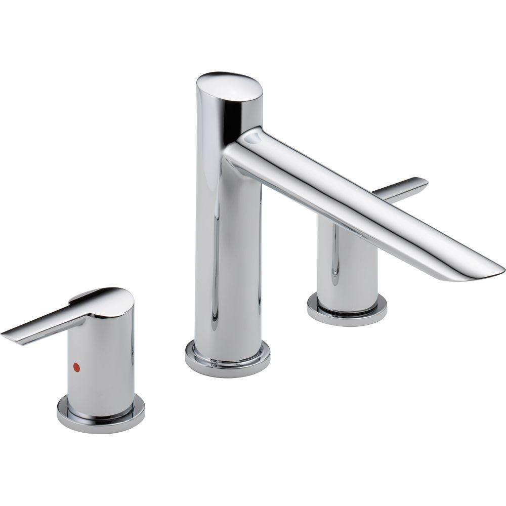 Delta Cassidy TempAssure 17T Series 1-Handle Shower Faucet Trim Kit ...