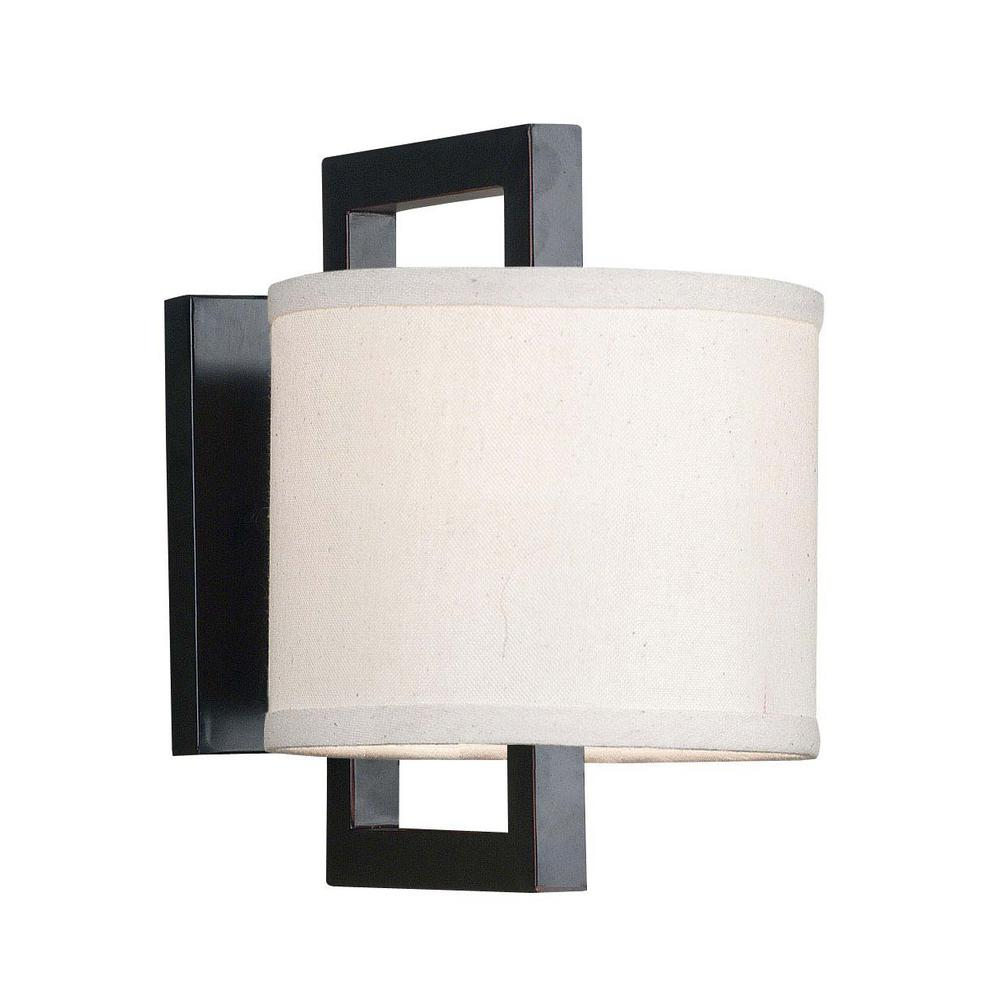 Dalton 1 Light Oil Rubbed Bronze Sconce
