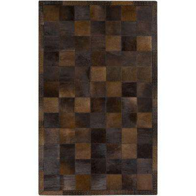 wichita chocolate 10 ft x 14 ft indoor area rug