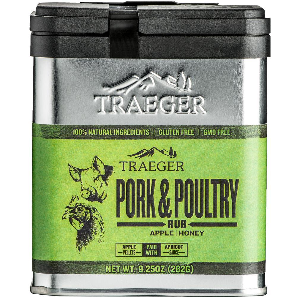 Pork and Poultry Rub