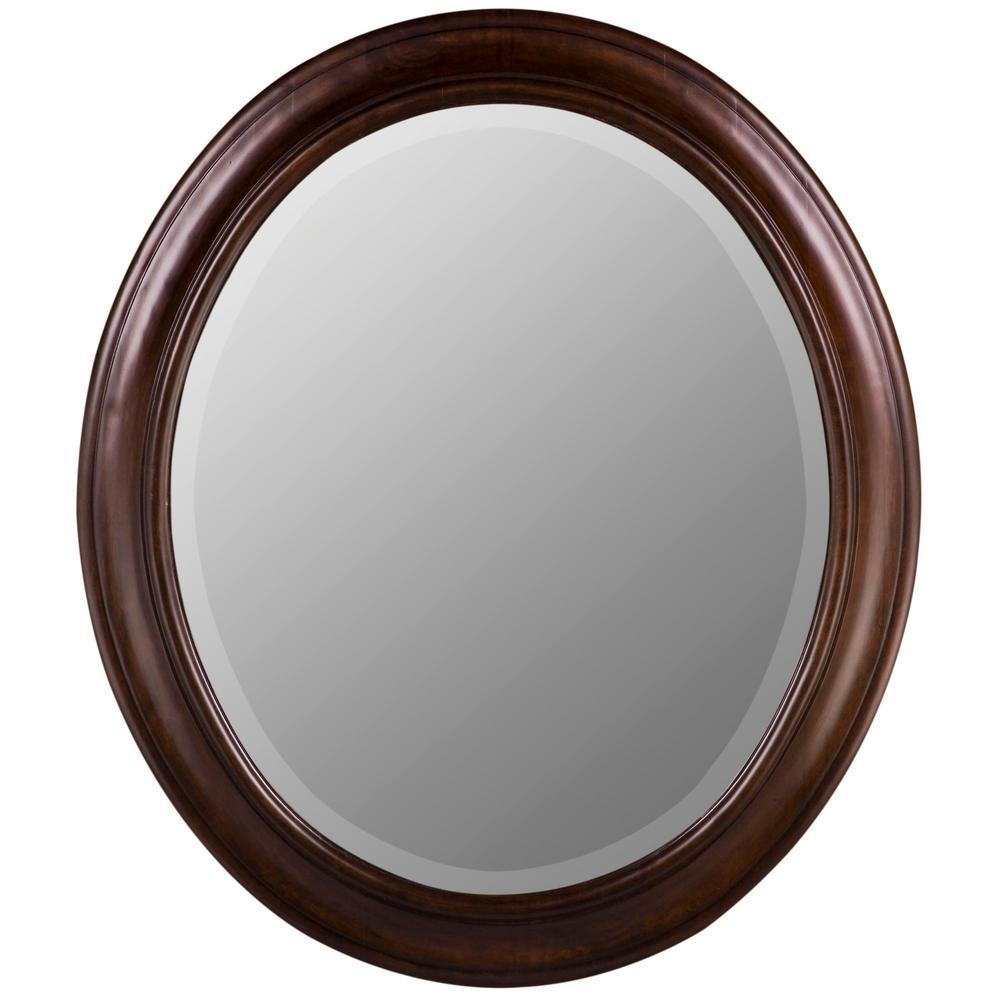 Kylie Tobacco Decorative Mirror