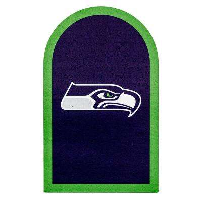 NFL Seattle Seahawks Mailbox Door Logo Graphic