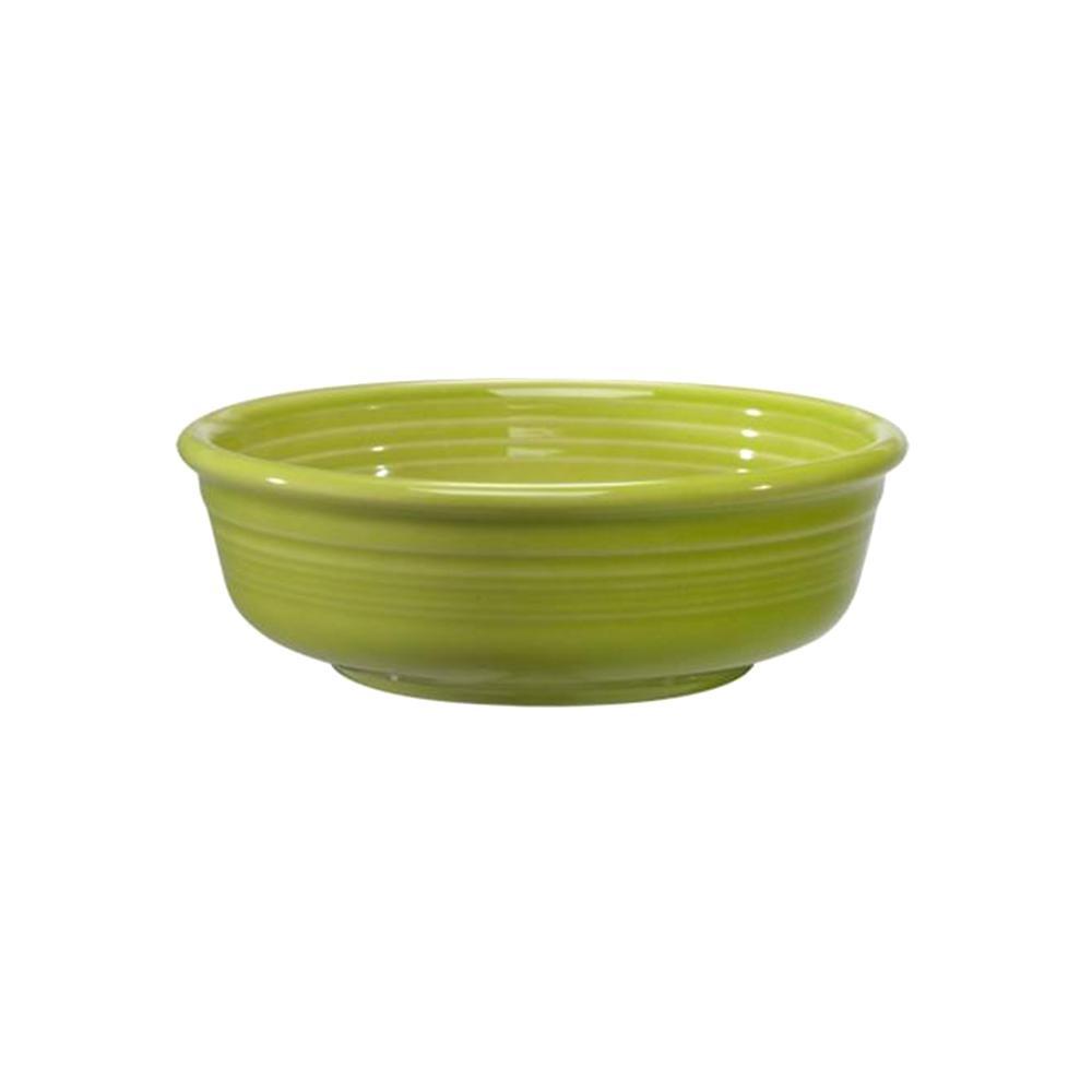 5-3/8 in. 15 oz. Lemongrass Ceramic Small Bowl